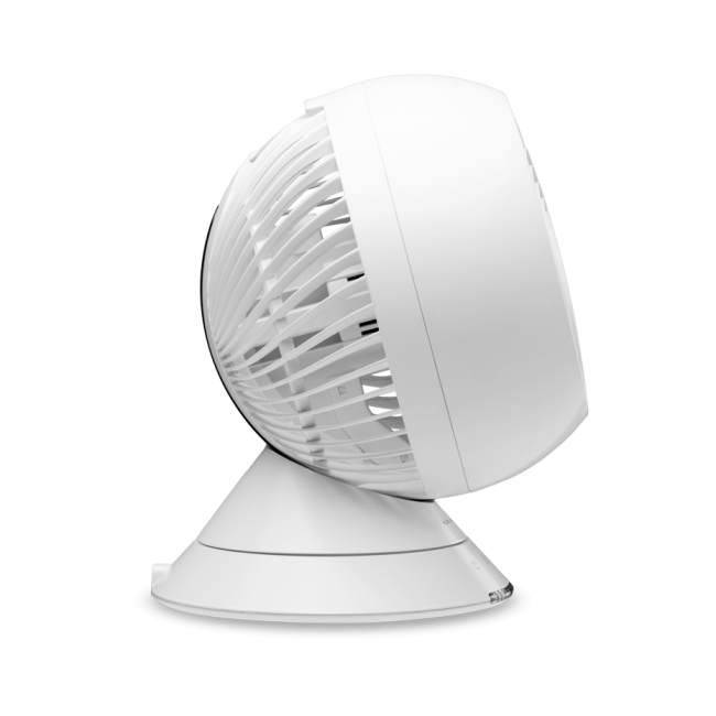 Duux Globe Table Fan - White