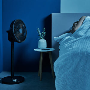 Duux Whisper Flex Smart Fan - Black