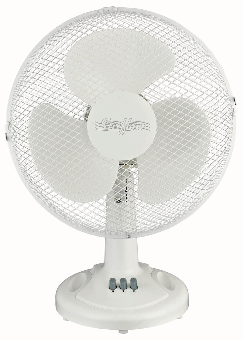 Desk Top Fan - 9 inch