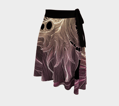 Lovescapes Wrap Skirt (Twinflame Fusion 01) - Lovescapes Art