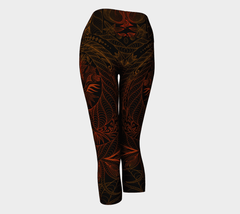 Lovescapes Yoga Capris (Maytime Melodies 04)