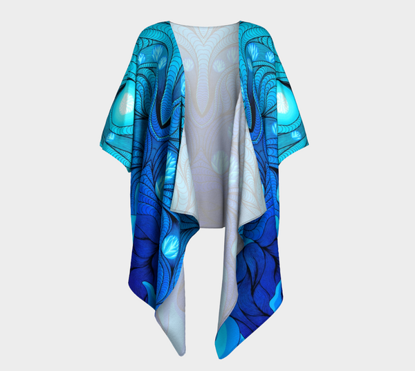 Lovescapes Draped Kimono (Once Upon a Time) - Lovescapes Art