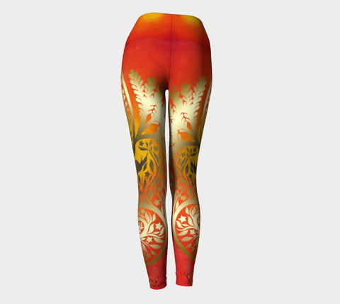 Lovescapes Yoga Leggings (Balance 01)