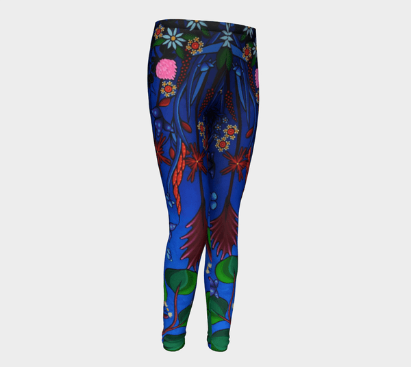 Lovescapes Young Ones Leggings (Little Meadow) - Lovescapes Art