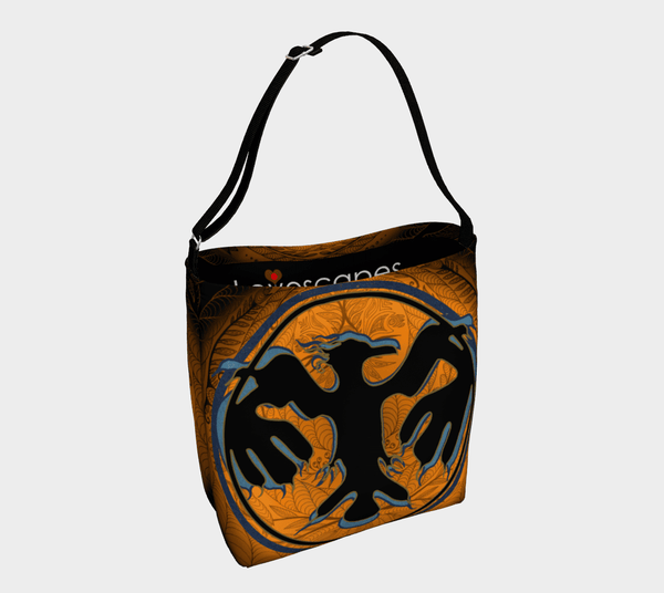 Lovescapes Gym Bag (Glowing Gateway, Lucas design)