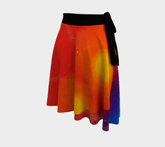 Lovescapes Wrap Skirt (Solarium 01)