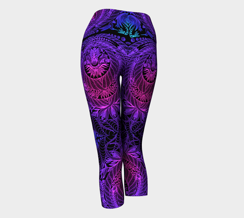 Lovescapes Yoga Capris (Maytime Melodies 18)
