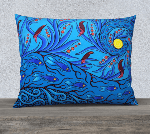 "Lovescapes 26""x20"" Pillow Case (Creative Life 02) - Lovescapes Art"