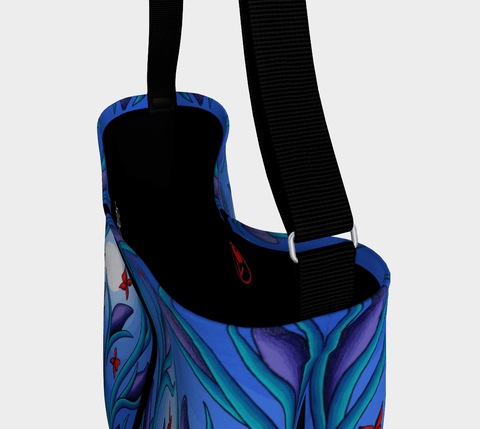 Lovescapes Gym Bag (7 Flyers Prophecy) - Lovescapes Art