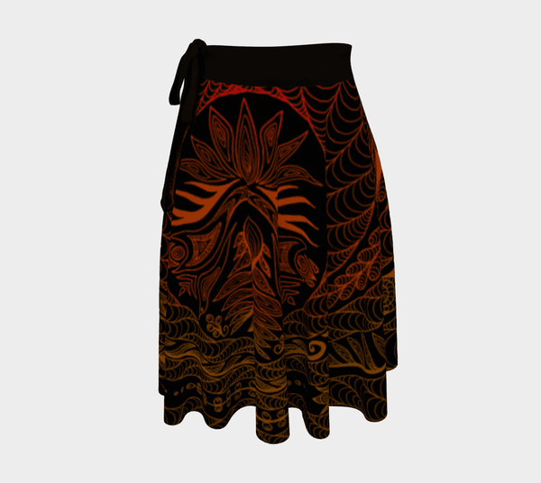 Lovescapes Wrap Skirt (Maytime Melodies 04)
