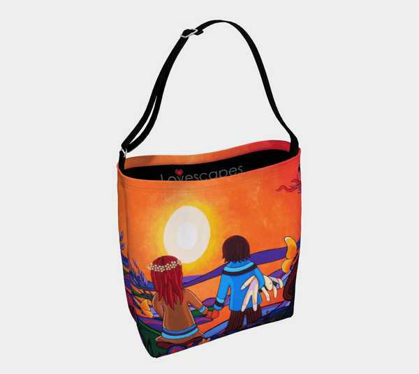 Lovescapes Gym Bag (The Promise) - Lovescapes Art