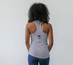 Lovescapes Racerback Top (Kundalini Love Garden)