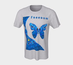 Lovescapes Men's T-Shirt (Freedom - Creative Life)