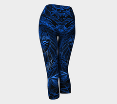 Lovescapes Yoga Capris (Maytime Melodies 05) - Lovescapes Art