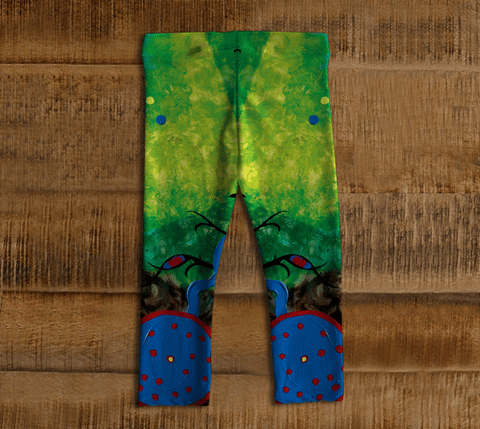 Lovescapes Leggings for Little Ones (Sounding) - Lovescapes Art