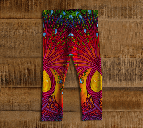 Lovescapes Leggings for Little Ones (Tree of Life) - Lovescapes Art