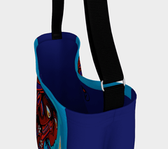 Lovescapes Gym Bag (Algonquin Vision Quest) - Lovescapes Art