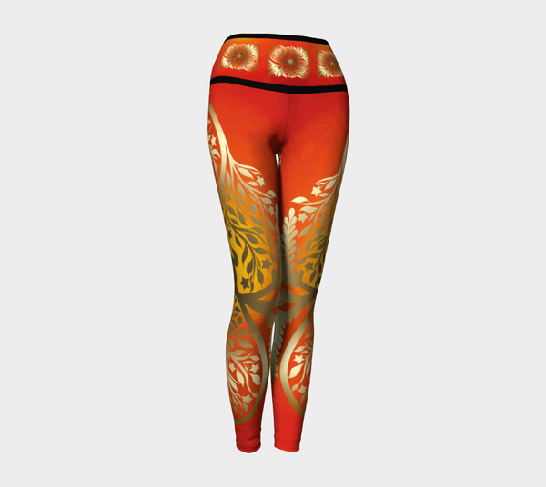 Lovescapes Yoga Leggings (Balance 05)