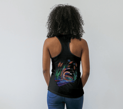 Lovescapes Racerback Top (Loons in Love)