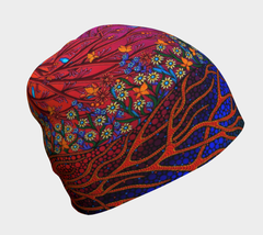 Lovescapes Beanie (The Gates of Eden) - Lovescapes Art