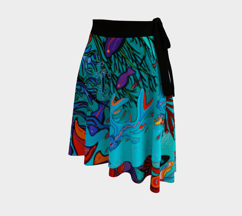 Lovescapes Wrap Skirt (Soul Travelers 02) - Lovescapes Art