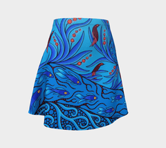 Lovescapes Flare Skirt (Creative Life 10) - Lovescapes Art
