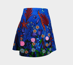 Lovescapes Flare Skirt (Little Meadow) - Lovescapes Art