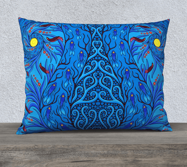 "26""x20"" Pillow Case (Creative Life 10) - Lovescapes Art"