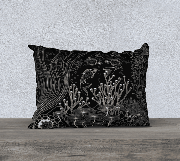 "Lovescapes Pillow 20""x14"" (Oceanland 01)"
