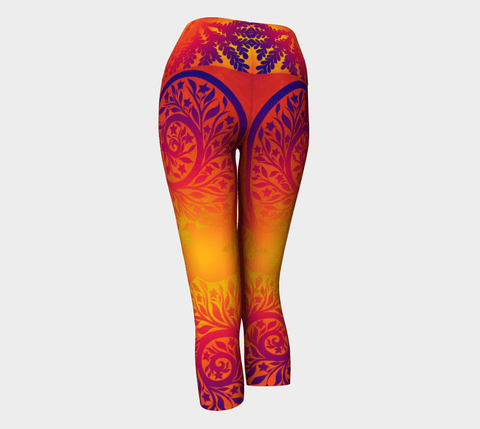 Lovescapes Yoga Capris (Balance 06)
