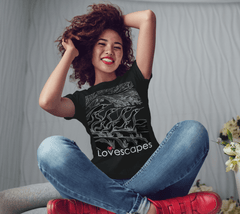 Lovescapes Lady's Tee (God's Country 02)