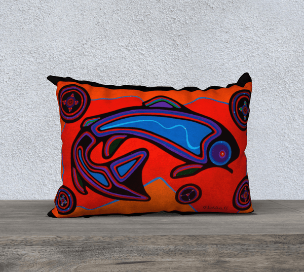 "Lovescapes Pillow 20""x14"" (Soul Carrier)"