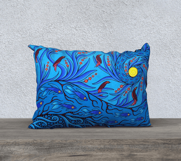 "20""x14"" Pillow Case (Creative Life 10) - Lovescapes Art"