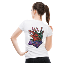 Lovescapes Lady's Tee (Loons in Hiding )