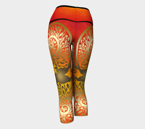 Lovescapes Yoga Capris (Balance 03)