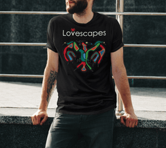 Lovescapes Men's T-Shirt (Thunderbird 05)