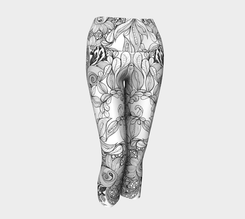 Lovescapes Yoga Capris (Organica)