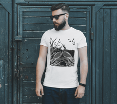 Lovescapes Men's T-Shirt (Twin Flames)