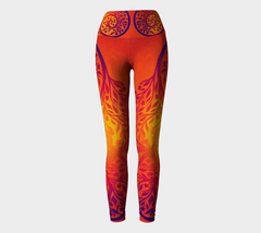 Lovescapes Yoga Leggings (Balance 04)