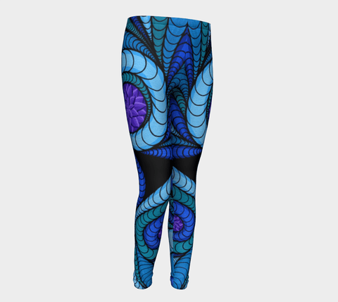 Lovescapes Young Ones Leggings (Higher Vibrations) - Lovescapes Art
