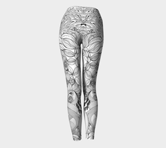 Lovescapes Yoga Leggings (Organica) - Lovescapes Art