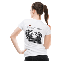 Lovescapes Lady's Tee (Treasured Expectations 01)