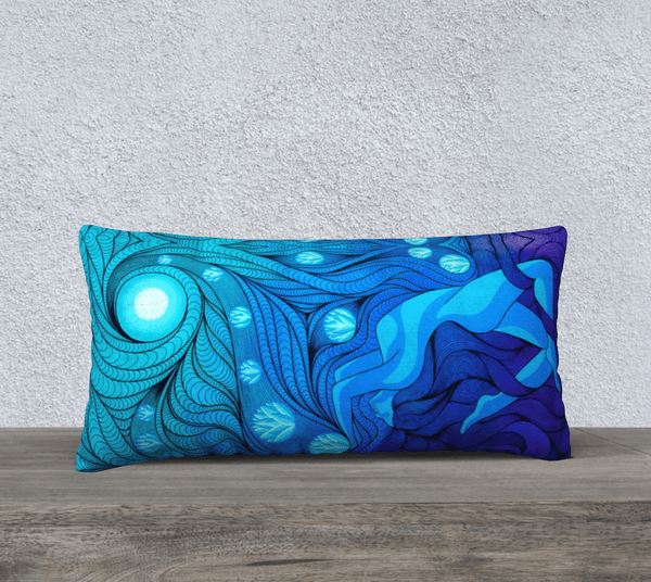 "Lovescapes 24""x14"" Pillow Case(Once Upon a Time) - Lovescapes Art"