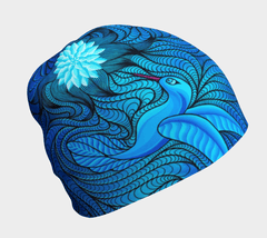 Lovescapes Beanie (Bluebird Serenade) - Lovescapes Art
