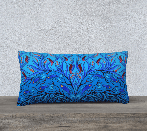 "24""x12"" Pillow Case (Creative Life 10) - Lovescapes Art"