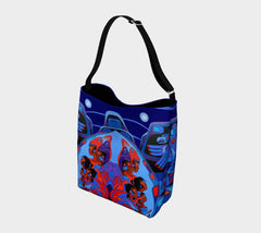 Lovescapes Gym Bag (Breath of the Spirit) - Lovescapes Art