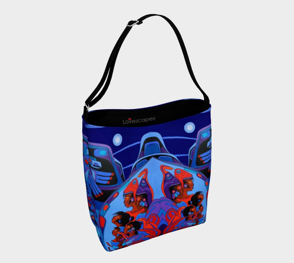 Lovescapes Tote Bag (Breath of the Spirit)