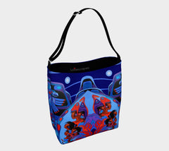Lovescapes Gym Bag (Breath of the Spirit)
