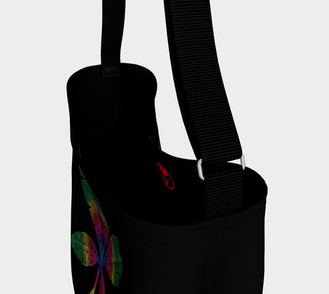 Lovescapes Gym Bag (Angel Feathers 04) - Lovescapes Art