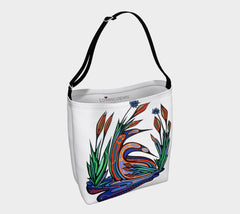 Lovescapes Gym Bag (Loons) - Lovescapes Art